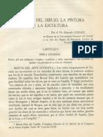 Historia Del Dibujo, La Pintura y La Escultura