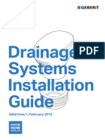 Drainage Installation Guide