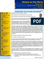 2014-03 Rotary on the Move Newsletter Zone 7B and 8