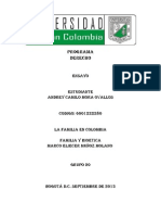La Familia en Colombia