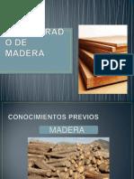 Aglomerado de Madera i -Examen
