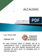 ALCALDIAS Administracion Publica