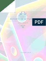 Reporte de Actividad