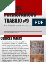 Codices Prehispanicos Trabajo