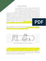 Banco de Pruebas Bombas..