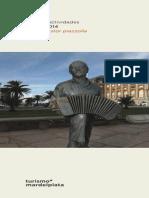 Calendario actividades marzo 2014 mar del plata
