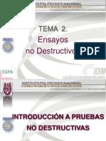 2.1.- Introduccion a Pruebas No Destructivas