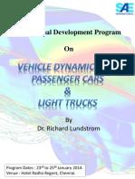 Vehicle Dynamics Brochure