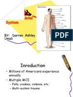 Musculoskeletal System Assessment