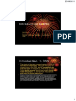 02 Introduction to DSS 2012