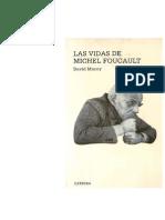 Las Vidas de Michel Foucault