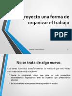 Introducción - Planificación y Gestión de Proyectos de Sistemas  - Ing.Aldo Zanabria