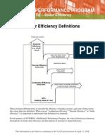 Tech Tips Boiler Efficiency