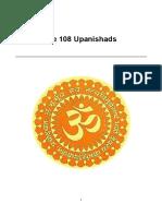 108 Upanishad Translation