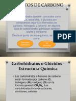 presentacion bioquimica sacaridos