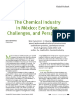 The Chemical Industry in México