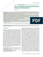 Jurnal Pengaruh Medan Elektromagnetik terhadap Keguguran Spontan