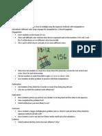 math manipulatives lesson plan