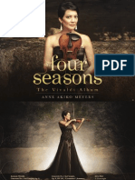The Four Seasons- The Vivaldi Album - Booklet