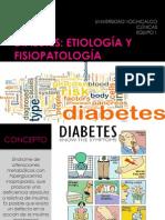 Diabetes Et y Fp Clinicas