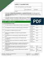 Cek List RCT