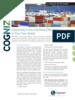 Improving Cross-Docking Efficiency in Four Key Areas