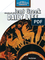 Ancient Greek Daily Life