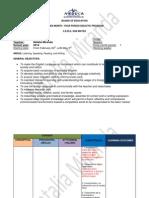 Egii Planning Format 2014