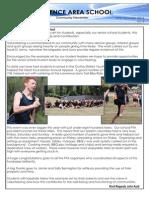 Newsletter 27th February 2014