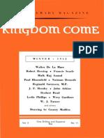 Kingdom Come vol 3 no 11
