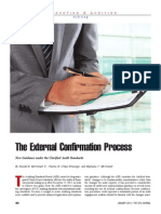 CPA Journal.the External Confirmation Process