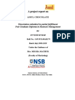 50604118 Amul Project Report