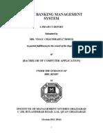 Online Banking Management System 12