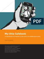 My little Safebook pour parents