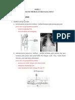 SKILL 2 Radiologi Thorax & Paranasal Sinus