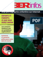 Brochure «Cyberinfos»