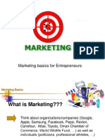 Marketing Workshop for Entrepreneurs