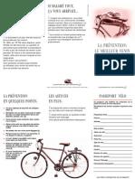 Brochure «La prévention:Le meilleur venincontre le vol»