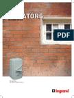 Isolators HR 01