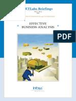 Setlabs Briefings Business Analysis
