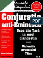Conjuratia Anti-Eminescu (2) - Calin L. Cernaianu