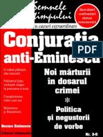 Conjuratia Anti-Eminescu (3-5) - Calin L. Cernaianu