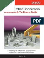Connectors & Tie Down Guide July 2013