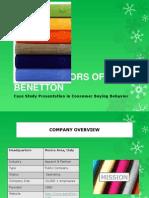 Benetton Case Study