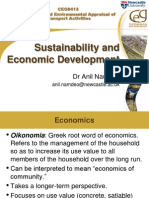 Day 1 - Sustainability and Economic Development(1)