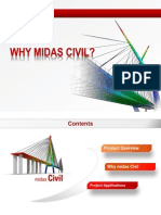 Why Midas Civil 2013 Eurocode Short