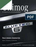 Unimog Magazin 1