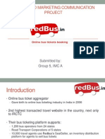 Project IMC a Grp5 Campaign Analysis of Redbus