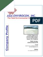 Asia Envirocon Company Profile