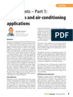 Properties and Air-conditioning